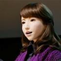 23歳の美人ロボット「ERICA」公開、阪大や京大が開発